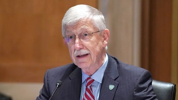 NIH FRANCIS COLLINS TO RESIGN